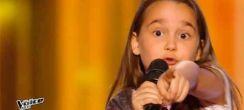 "Replay ""The Voice Kids"" : Manuela chante « Andalouse » de Kendji Girac (vidéo)"