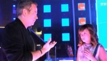 """""""The Voice"""" : Natacha Andréani en répétitions avec Garou sur le titre « Wings » de Birdy (vidéo)"""