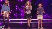 "Replay ""The Voice Kids"" : battle Ilyana / Christina / Morgane sur « Cheap Thrills » de Sia (vidéo)"