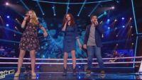 "Replay ""The Voice Kids"" : battle Valentin / Lilou / Marilou « Je ne sais pas » Joyce Jonathan (vidéo)"